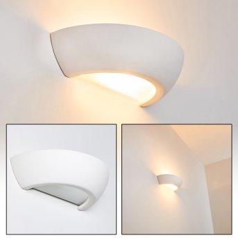 GARBAGNA Wall Light white, 1-light source