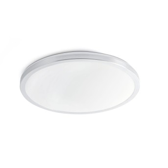 Faro Barcelona Foro Ceiling Light aluminium, 1-light source