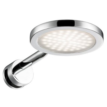 Wofi SPA line SURI mirror light LED chrome, 1-light source