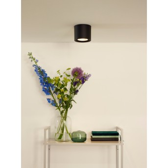 Lucide FEDLER Ceiling Spotlight black, 1-light source