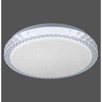 Leuchten Direkt FRIDA Ceiling Light LED transparent, clear, 1-light source