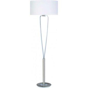 Sorpetaler Paris table lamp matt nickel, 1-light source