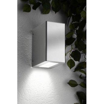 CMD AQUA PLAY Wall Light stainless steel, 1-light source