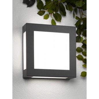 CMD AQUA LEGENDO Wall Light anthracite, 1-light source