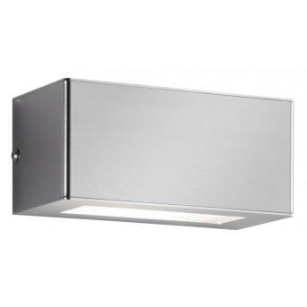 CMD AQUA STONE Wall Light LED stainless steel, 1-light source