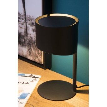 Lucide KNULLE Table Lamp black, 1-light source