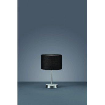Trio 4611 table lamp matt nickel, 1-light source