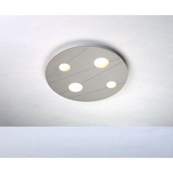 Bopp GRAFICO Ceiling Light LED aluminium, 4-light sources