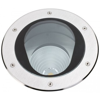 Albert 2423 recessed ground light LED stainless steel, 1-light source