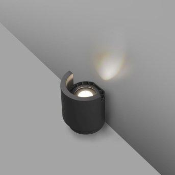 Faro Barcelona Noboru Spotlight grey, 1-light source