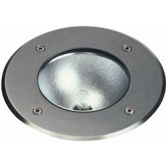Albert 2173 recessed ground light stainless steel, 1-light source