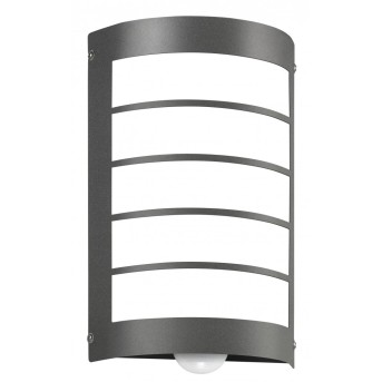 Cmd AQUA MARCO outdoor wall light anthracite, 1-light source, Motion sensor