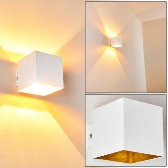 Varco Wall Light white, 1-light source