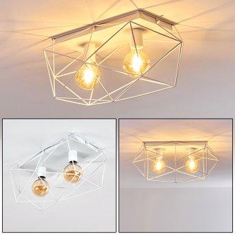 Babol Ceiling Light white, 2-light sources