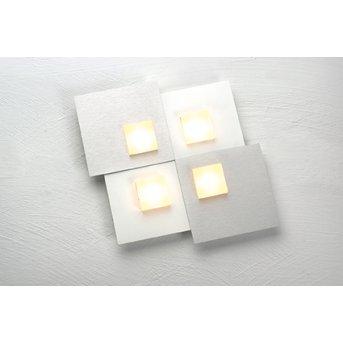 Bopp PIXEL Ceiling light LED white, 4-light sources