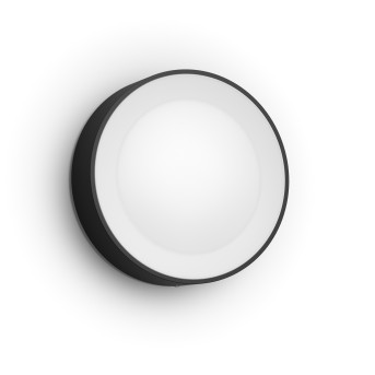 Philips Hue White & Color Ambiance Daylo Wall Light LED black, 1-light source
