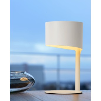 Lucide KNULLE Table Lamp white, 1-light source