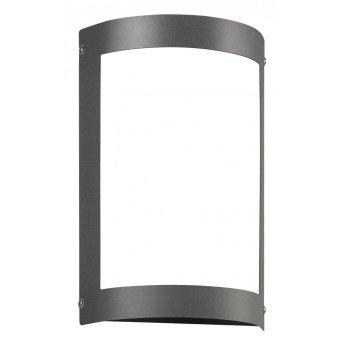 Cmd AQUA MARCO outdoor wall light anthracite, 1-light source