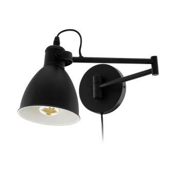 Eglo SAN PERI Wall Light black, 1-light source