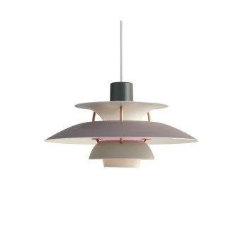 Louis Poulsen Pendant Light grey, 1-light source