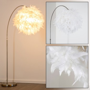 Skaulo Floor Lamp white, 1-light source