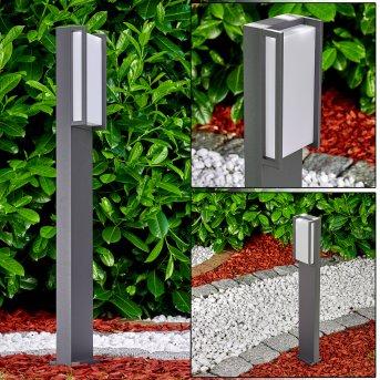 Path light Skove LED anthracite, 1-light source