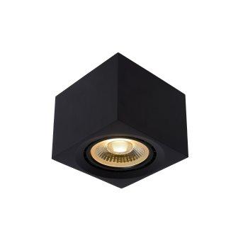 Lucide FEDLER Ceiling Spotlight black, 1-light source