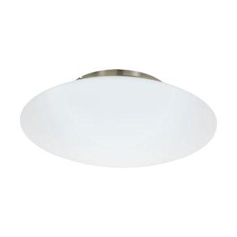 Ceiling Light Eglo CONNECT FRATTINA-C LED matt nickel, 1-light source, Colour changer