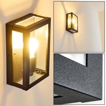 CAUDRY Outdoor Wall Light black, 1-light source
