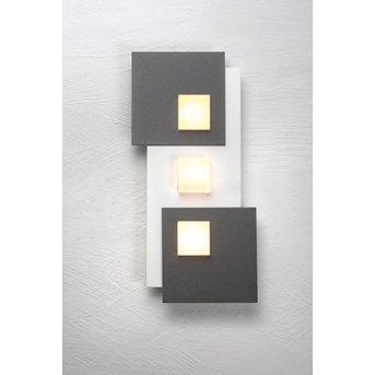 Bopp PIXEL Ceiling light LED white, 3-light sources