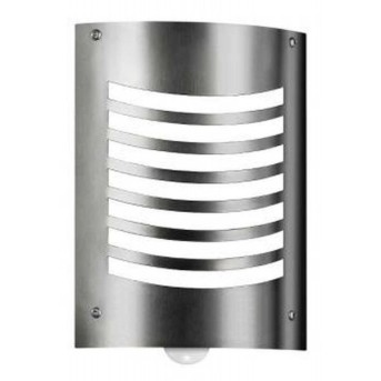 CMD AQUA SMILE Wall Light stainless steel, 1-light source, Motion sensor