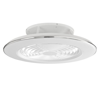 Ceiling fan Mantra ALISIO LED white, 1-light source, Remote control