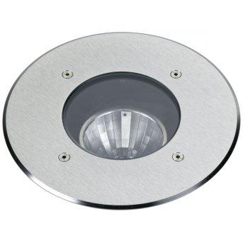 Albert 2179 recessed ground light LED stainless steel, 1-light source