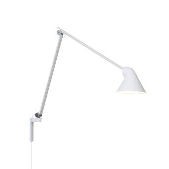Louis Poulsen NJP Wall Light LED white, 1-light source