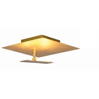 Näve Firenze Ceiling Light LED gold, 1-light source