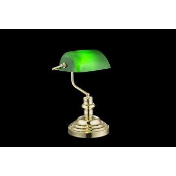 Globo table lamp green , 1-light source
