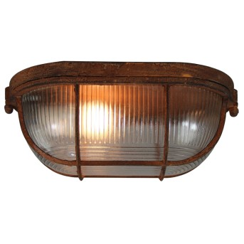 Brilliant BOBBI Ceiling light rust-coloured, 1-light source