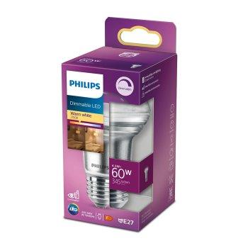 Philips LED E27 4,5 Watt 2700 Kelvin 345 Lumen