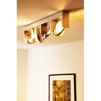 Philips Ledino PARTICON spotlight aluminium, 4-light sources