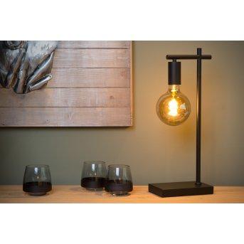 Table Lamp Lucide LEANNE black, 1-light source