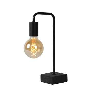 Lucide LORIN Table Lamp black, 1-light source