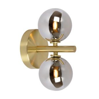 Lucide TYCHO Wall Light gold, 2-light sources