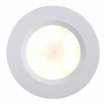 Nordlux ROUGE recessed light LED white, 1-light source