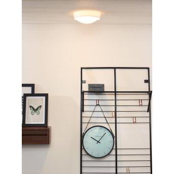 Lucide LEX ceiling light white, 1-light source