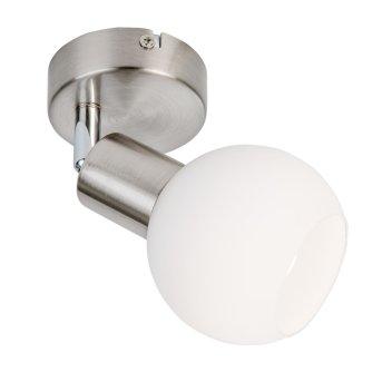 Wall Light Nino Leuchten LOXY LED matt nickel, 1-light source