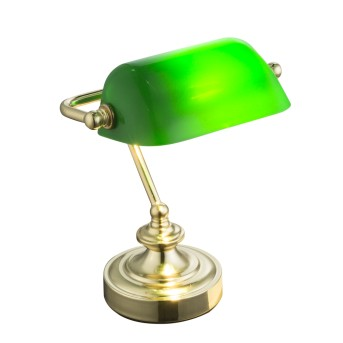 Globo TL Table Lamp brass, 1-light source