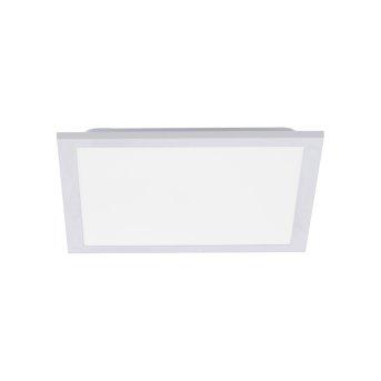Leuchten Direkt FLEET Ceiling Light LED white, 1-light source, Motion sensor