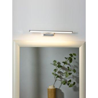 Lucide ONNO Wall Light LED chrome, 1-light source