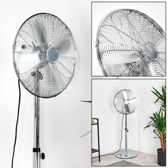 MAHON fan chrome