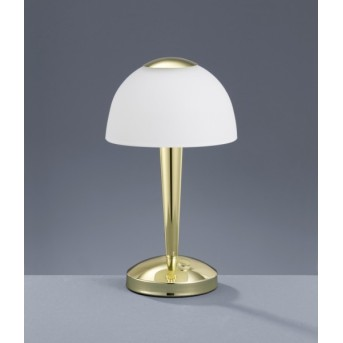 Trio 5299 table lamp LED brass, 1-light source